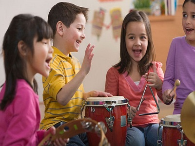Music classes for children