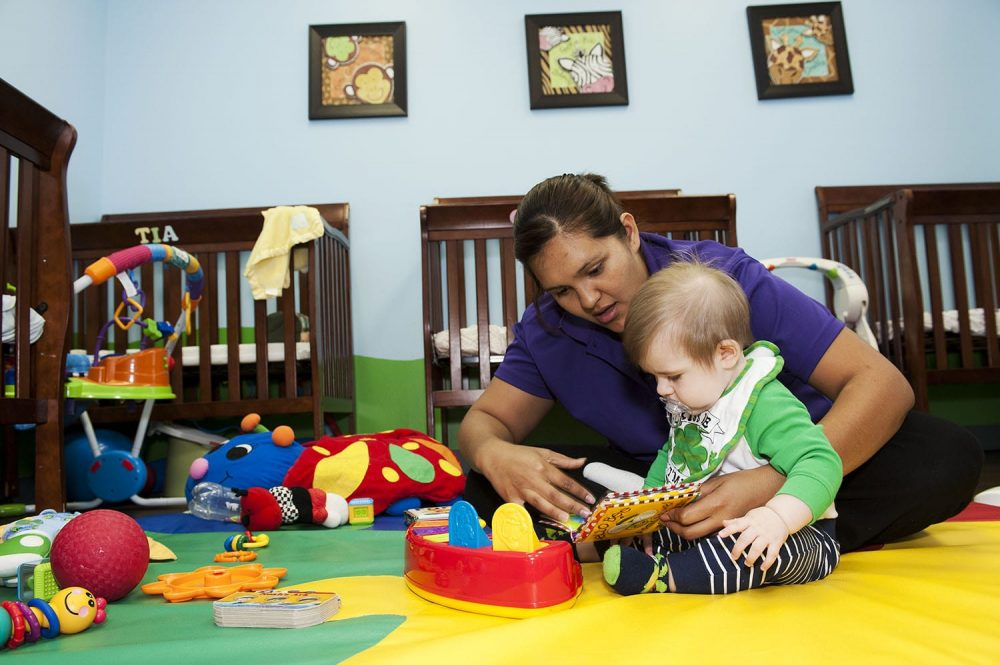 infant daycare edison nj, little einstein's academy